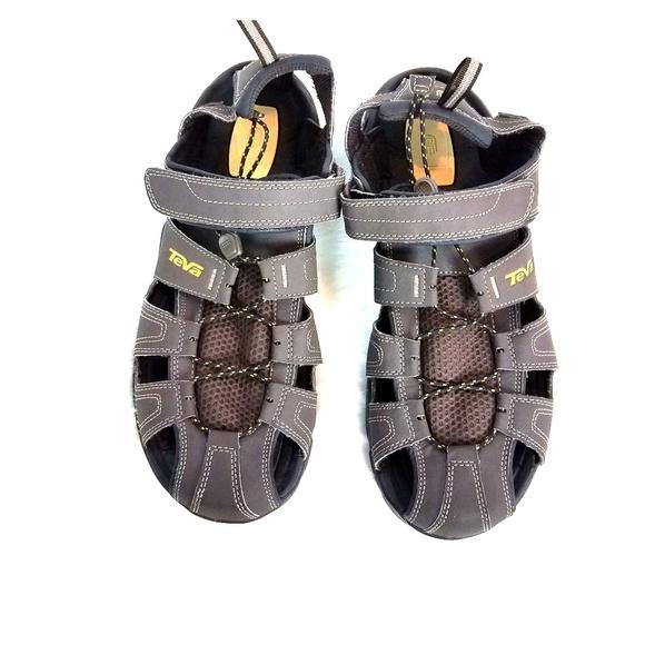 76db85b46278f TEVA Abbett Mens Fisherman Water Sport Sandals 13